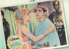 Roman Scandals (1933) Eddie Cantor Laserdisc RARE LD STILL SEALED!