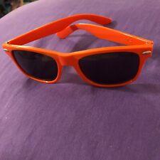 Whataburger Orange Plastic sunglasses
