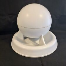 Pair Soundsphere White Ball Speakers Model 110A Sonic Systems, USA Boxed