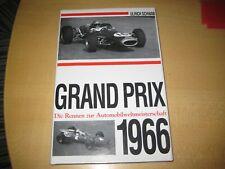 Ulrich Schwab GRAND PRIX die Rennen zur Automobil WM 1966 limitiert  Nr. 536