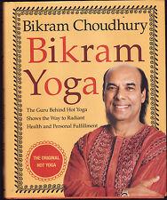 BIKRAM YOGA : THE ORIGINAL HOT YOGA  - BIKRAM CHOUDHURY   fh