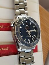 nuovo  top Planet Ocean 600M Omega Co-Axial 45,5 mm 232.90.46.21.03.001 titanio