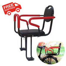 Children Bicycle Back Safety Seat For Kids Child Bike Security Rack Rest Cushion