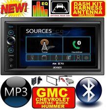 FITS GM CAR-TRUCK-VAN-SUV JENSEN AM/FM BLUETOOTH USB SD  CAR RADIO STEREO