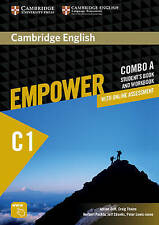 Cambridge English Empower Advanced Combo A with Online Assessment, Lewis-Jones,