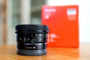 Sony Objektiv SEL40F25G 40mm F2.5 Vollformat