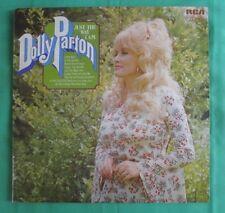 Dolly Parton Lp - Just The Way I Am, orig 1972 RCA pressing