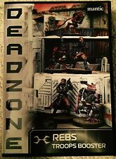 Deadzone - Rebs: Troops Booster (5)