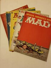 Mad comics no. 15, 16, 17, 18 and 19