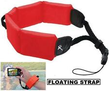 Floating Foam Camera Strap for Pentax Optio WG-30 WG-10 WG-4 WG-3 WG-2 W90