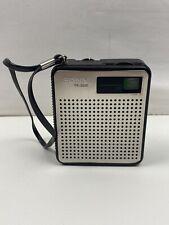 Vintage Sony TR-3550 Pocket Transistor AM Only Radio *read