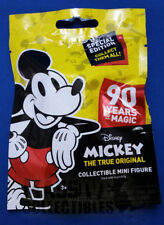 "Disney Mickey Mouse 90 Years of Magic True Original 2"" figure blind bag UNOPENED"