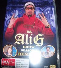 Ali G Show Da – Season 1 Remixed (Australia Region 4) DVD – Like New