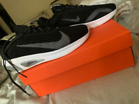 Nike Air Max Fly Black White Grey AT2506-002 Running Shoes Men's Size 10.5 NEW
