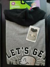 Nwt Vibrant Life Dog Puppy Apparel Hoodie Size Medium M Outfit