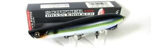 Sale Daiwa More Than Scouter Brass Knocker 130F Floating Lure 02 923071