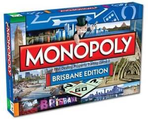 Monopoly - Brisbane Edition