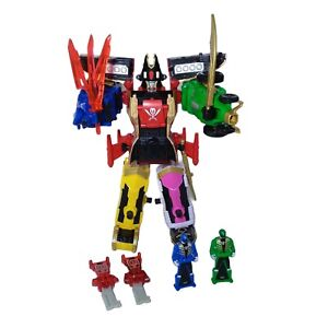 Power Rangers Super Megaforce Gokaiger DX GOKAI OH Megazord Bandai