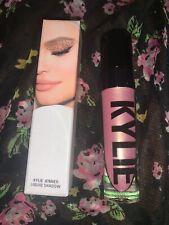 Nuevo En Caja Kylie cosméticos comer pastel Glitter Ojos (rosa con oro Flip Y Brillo)