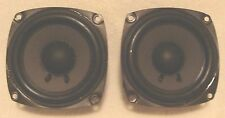 Realistic Minimus 7 Woofers Pair 1218