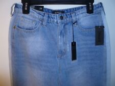 Buffalo David Bitton Ladies Girlfriend High Rise Relaxed Jeans W29 NWT MSRP $89