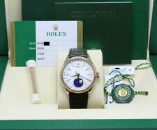Rolex Cellini Moonphase Men's Wristwatch