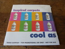 INSPIRAL CARPETS - CD collector 2T / 2 track promo CD !!! COOL AS !!!