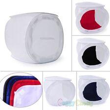 "30cm 12"" Photo Studio Soft Box SoftBox Cube Light Tent"