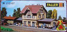 Faller Spur N 212107 Gare Gueglingen #neuf emballage d'origine##