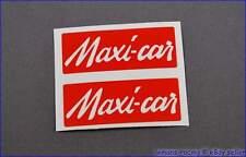 Paire de Maxi-voiture hub decals autocollants pour votre french bicycle ride