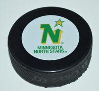 MINNESOTA NORTH STARS Dallas NHL Hockey Team Vintage Old Logo SOUVENIR PUCK NEW