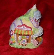 """Hoppy Hollow """"Egg Factory"""" 2004 Collectible Bunny Figurine �"""