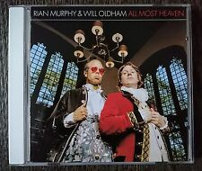"RIAN MURPHY & WILL OLDHAM - ""All most Heaven"" CD Maxi (rare)"
