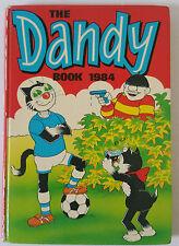 DANDY ANNUAL - 1984 UK BRITISH CARTOON COMIC BOOK - VF