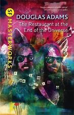 S. F. Masterworks Ser.: The Restaurant at the End of the Universe by Douglas Adams (2017, Hardcover)