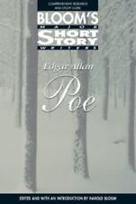 Edgar Allan Poe (Bloom's Major Short Story Writers)-ExLibrary