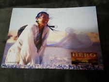 Hero lobby cards/stills - Jet Li