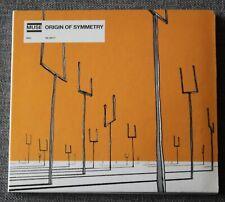 Muse, origin of Symmetry, CD digipack