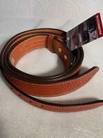 NEW Bull Hide Belt Size 48 Belt Free Shipping