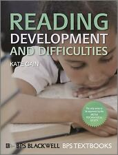 BPS Textbooks in Psychology: Reading Development and Difficulties 8 by Kate...