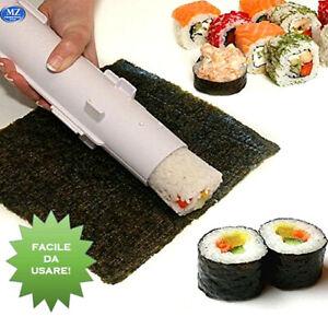 Sushi set maker riso roller bazooka kit fai da te sushezi cucina giapponese fare