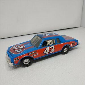 Vintage Ertl 1980 Chevy Caprice 1:24 #43 Richard Petty Diecast Nascar