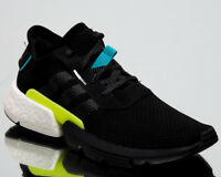 adidas Originals POD-S3.1 Men New Black White Yellow Lifestyle Sneakers AQ1059