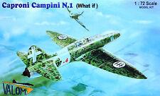CAPRONI CAMPINI N.1 (WHAT IF) VALOM 1/72 PLASTIC KIT