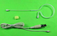 E91 Light-weight Head Headset hook Microphone For AKG & Samson Detachable Mic