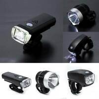 MTB Mountain Bike Bicycle Front Head Lights Cycling Lamp for Night Riding