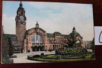 Postkarte Ansichtskarte Hessen Lithografie Wiesbaden