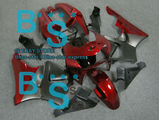 Red ABS Fairing Bodywork Plastic Kit Honda CBR900RR CBR919RR 1998-1999 02 D3