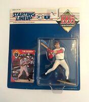 1995 MLB Starting Lineup Tim Salmon California Angels Action Figure