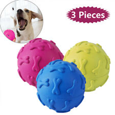 3 PCS Dog Chew Toys Puppy Squeaky Toy for Small and Medium Dogs Funny Sounds